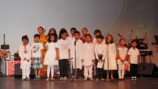 Sanchari Musical Evening, 2015 (Kids' Performance: Ekdin chuti hobe & ...)
