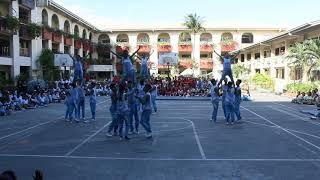 CHEERDANCE CHAMPION (Balay Jose Rizal '18)