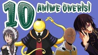 Anime Dünyasına Gireceklerin İzlemesi Gereken 10 Seri (Seviye Giriş)