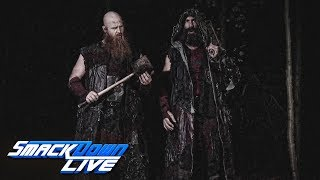 The Bludgeon Brothers debut next week: SmackDown LIVE, Nov. 14, 2017