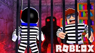 I WAS FRAMED! -- ROBLOX Prison Break (Camping Part 6)