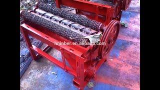 DIY-Corn Shelling machine Bionics&Automations Hyderabad