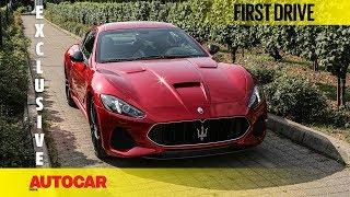 Maserati GT   First Drive   Autocar India