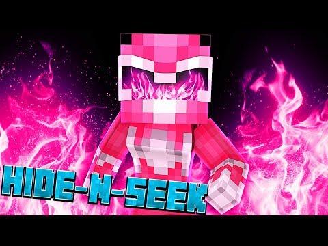 Minecraft Hide N Seek