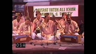 Mangte Hain Karam Un Ka - Ustad Nusrat Fateh Ali Khan - OSA Official HD Video