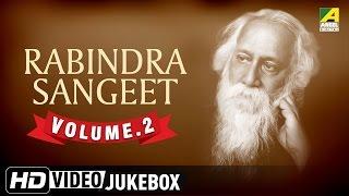 Best of Tagore Songs | Bengali Movie Songs | Video Jukebox | Rabindra Sangeet | Vol 2