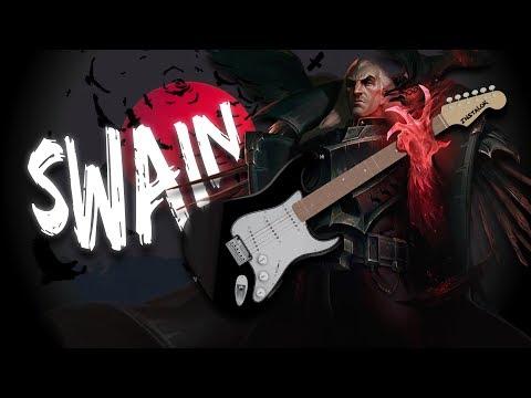 Instalok - Swain (Three Days Grace - Pain PARODY)