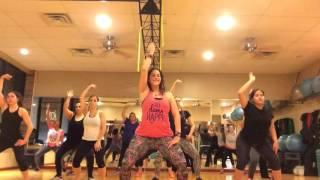 Zumba® Fitness Choreography: Rosa by Carlos Vives