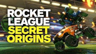The History of Rocket League - IGN Secret Origin