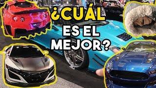 LOS MEJORES SUPER AUTOS DEL MUNDO || ALFREDO VALENZUELA