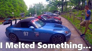 S2000 Vlog: I Melted Something... and SECRET PARTS ON THE WAY!