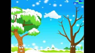 Two trees nursery story in English