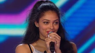 Luena Martinez - Leona Lewis' Run | Six Chair Challenge | The X Factor UK 2016
