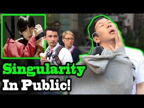"""BTS - Tear """"Singularity"""" - DANCING KPOP IN PUBLIC!!!"""