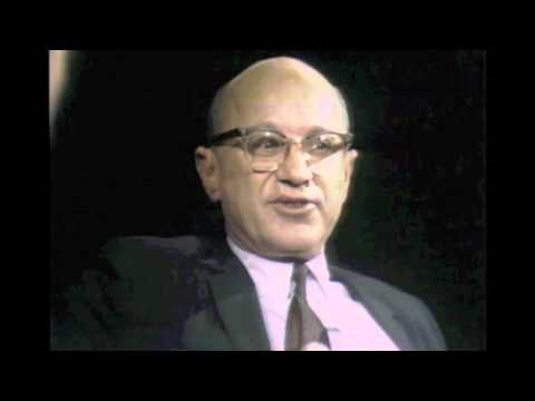 Milton Friedman The Negative Income Tax