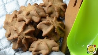 Cocoa Coffee Cookies  - By Vahchef @ vahrehvah.com