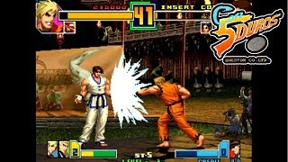 THE KING OF FIGHTERS 2001 PLUS HACK -