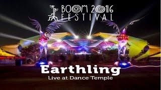 Earthling Live Set @ Boom Festival 2016 ᴴᴰ