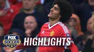 Everton vs. Manchester United | 2015-16 FA Cup Highlights