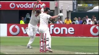 James Pattinson 5 wickets vs New Zealand 2nd Test 2012 HD