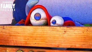 Lou | A little monster will stop a bully in the NEW Disney Pixar animated short