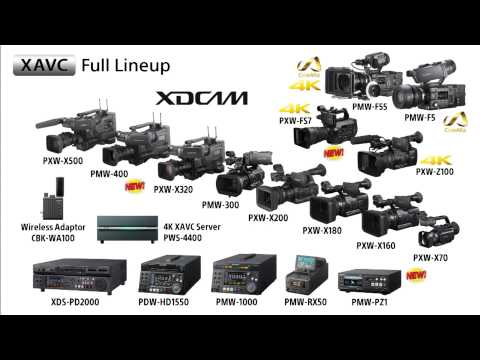Xxx Mp4 XAVC® Technology An Advanced Codec Architecture For HD To 4K Production Workflows 3gp Sex