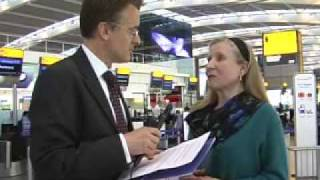 Margaret Thorburn, vice-chair of HACAN on Heathrow expansion