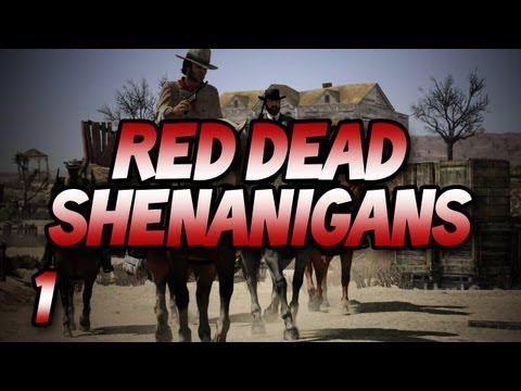 Red Dead Shenanigans w Gassy Nanners Diction Chilled & Goldy 1