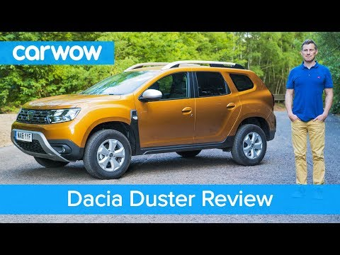 Dacia Renault Duster SUV 2019 in depth review carwow