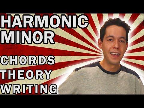 Xxx Mp4 Writing Chord Progressions In Harmonic Minor MUSIC THEORY SONG WRITING 3gp Sex