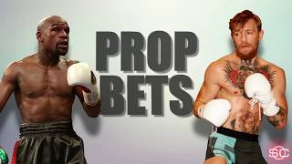 The Many Ways To Bet On Mayweather-McGregor | ESPN