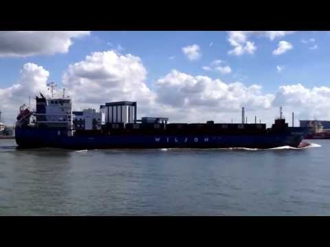 Wilson Ship via YouTube Capture