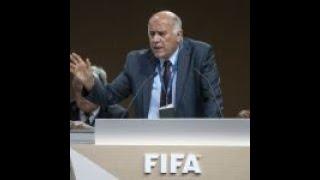 FIFA open disciplinary proceedings against Palestinian FA president Jibril Rajoub