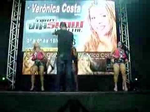AS PEGADORAS com a Equipe Via Show Digital Verônica Costa