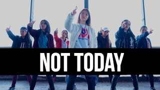 [EAST2WEST] BTS (방탄소년단) - Not Today Dance Cover (Girls ver.)