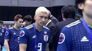 Japan vs IR Iran (AFC Futsal Championship 2018: Final)