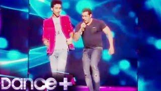 Dance Plus | Salman Khan's SLOW MOTION Dance With Raghav