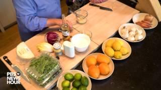 Ina Garten on how to make the perfect vinaigrette
