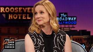 Laura Linney Has Seen a Ghost. Full Stop.