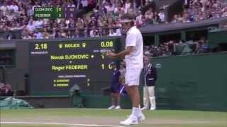 Wimbledon Men's Final 2015 Highlights