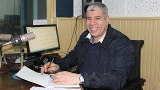 مداخلة عمرو مرعي مهاجم إنبي في برنامج