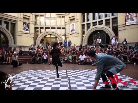 Moose vs Larkin All Styles Semi Body Rock 2013 Step x Step California