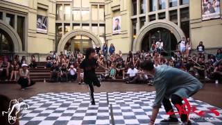 Moose vs Larkin | All Styles Semi | Body Rock 2013 | Step x Step California