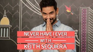 Never Have I Ever With Keith Sequeira | MissMalini Interview