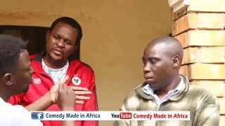 The best way to avoid risks (Comedy made in Africa)
