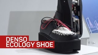 Too lazy to vacuum? Use your shoes