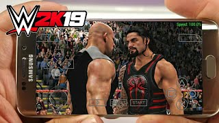 How To Download wwe 2k19 On Android Device For Free