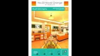 (Funkyland) Fruit Kitchen Escape 3: Navel Orange walkthrough