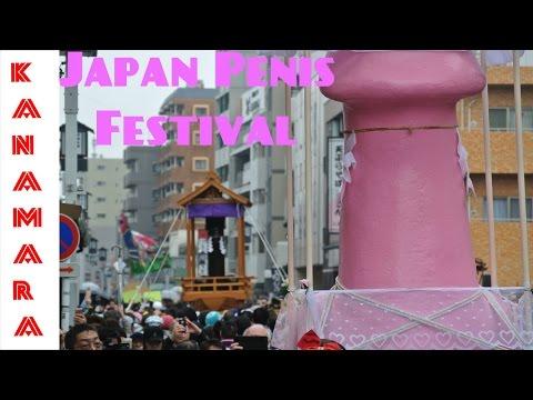 TTN: The Japanese Penis Festival (Kanamara Matsuri) B==D