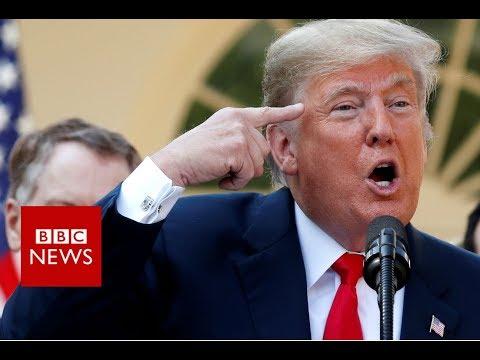 Xxx Mp4 Donald Trump On Brett Kavanaugh BBC News 3gp Sex